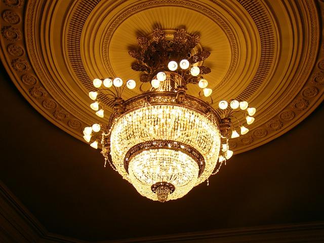 gipsowy plafon
