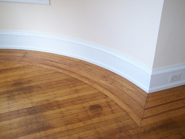 okrągły pokój