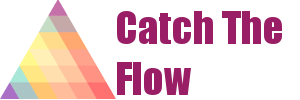 Catch the flow logo