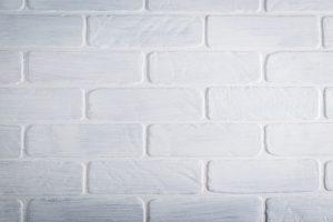biała cegła dekoracyjna