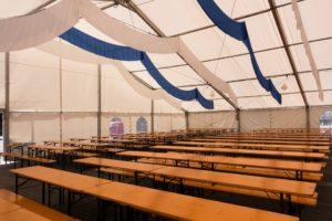 Zastosowanie hal namiotowych w przemyśle