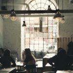 krzesła stoły restauracja